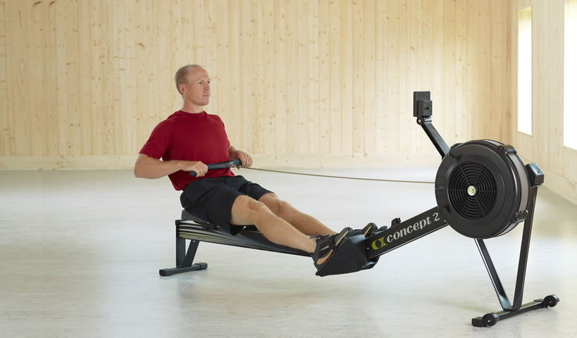 Concept2 Model D Indoor Rowing Machine a must for any fitness routine