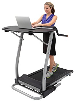 Exerpeutic 2000 WorkFit Treadmill - working your way to fitness
