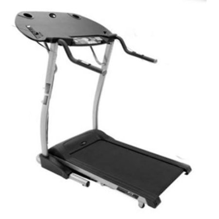 Exerpeutic 2000 WorkFit Treadmill - A treadmill with a desk!!