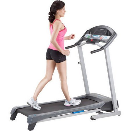 The Weslo Cadence R 5.2 treadmill is suitable to walking, jogging or running