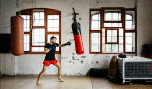 Finding the Right Punching Bag for Your Apartment's Space