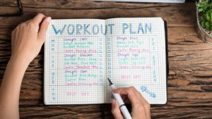 How to Plan Your Exercise Routines